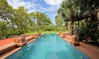 Villa Chom Tawan Swimming Pool | Layan, Phuket
