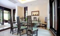 Villa Chom Tawan Dining Area | Layan, Phuket