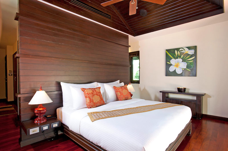 Villa Chom Tawan Bedroom One | Layan, Phuket