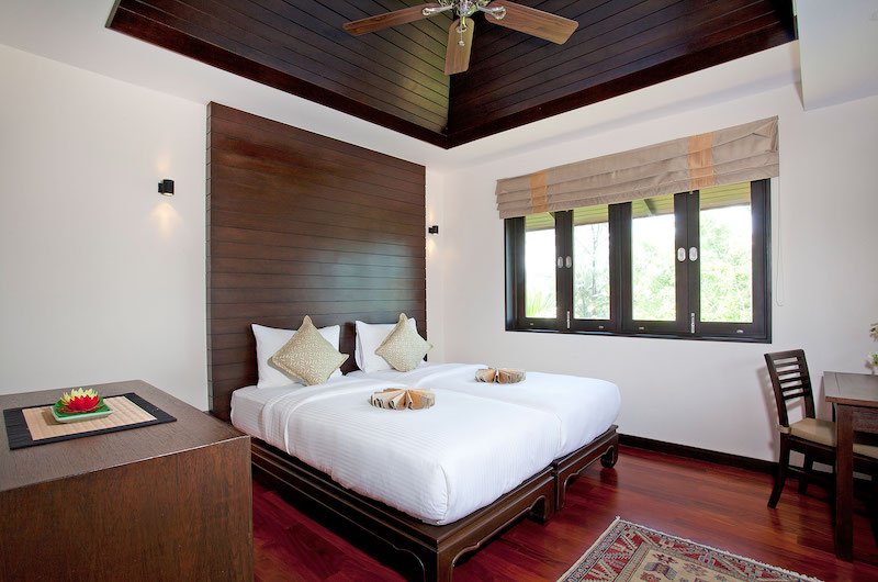 Villa Chom Tawan Bedroom Two | Layan, Phuket