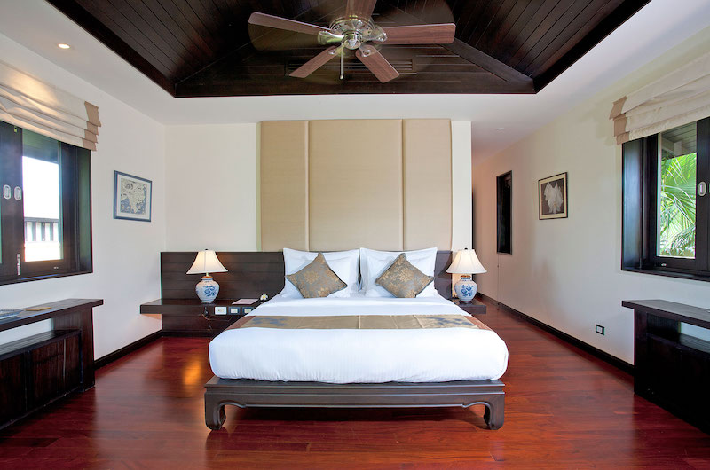 Villa Chom Tawan Bedroom Four | Layan, Phuket