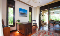Villa Chom Tawan Study and Living Area | Layan, Phuket