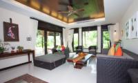 Villa Chom Tawan Living Area | Layan, Phuket