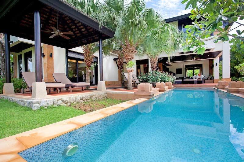 Villa Chom Tawan Pool Side | Layan, Phuket