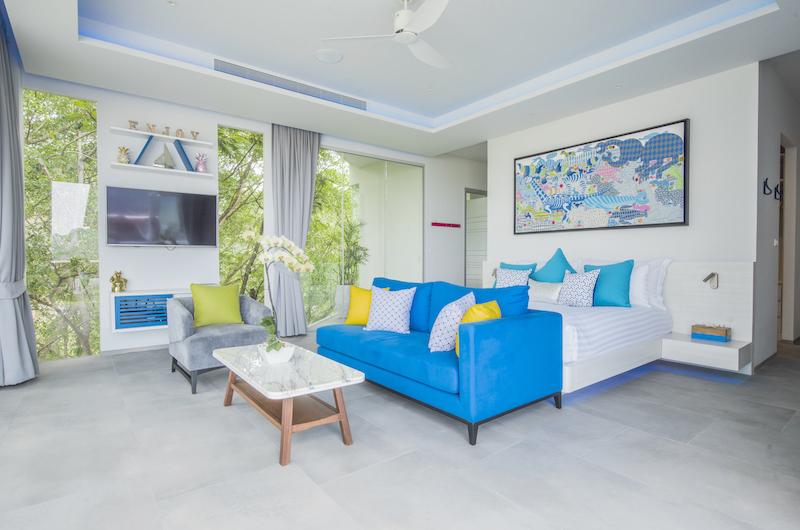 Villa Enjoy Spacious Bedroom Area | Patong, Phuket