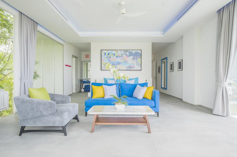 Villa Enjoy Spacious Bedroom | Patong, Phuket