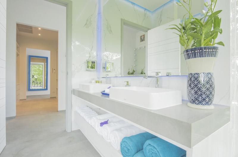 Villa Enjoy Bathroom | Patong, Phuket