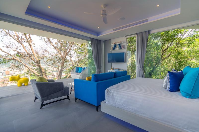 Villa Enjoy Bedroom Side | Patong, Phuket