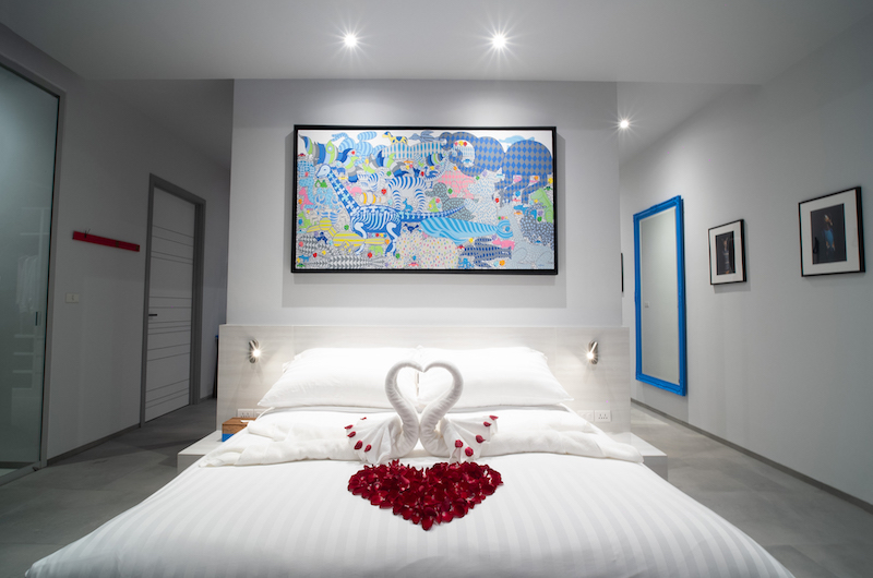 Villa Enjoy Bedroom | Patong, Phuket