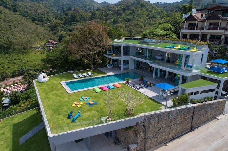 Villa Enjoy Building Area | Patong, Phuket