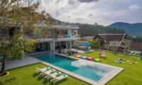 Villa Enjoy Swimming Pool Area | Patong, Phuket
