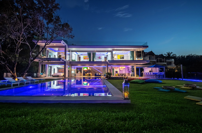 Villa Enjoy Night View | Patong, Phuket