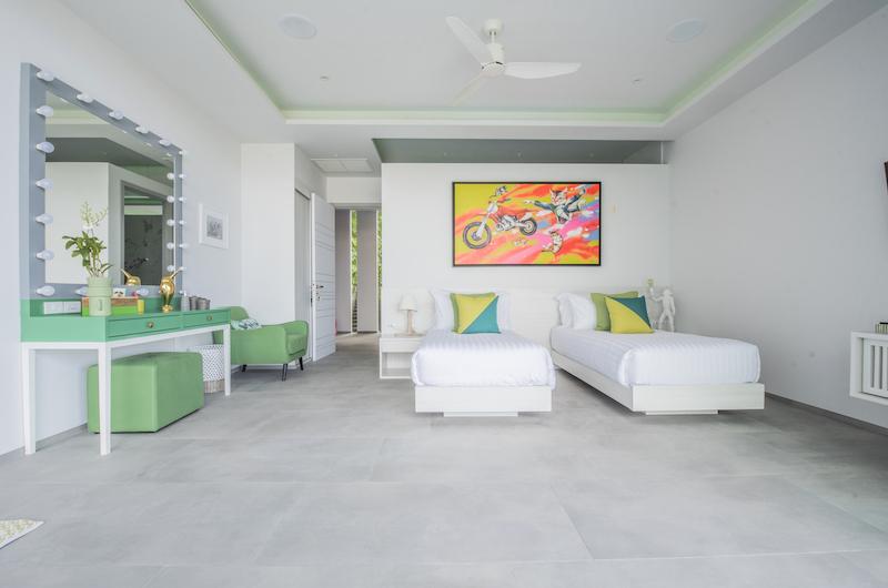 Villa Enjoy Green Suite Spacious Bedroom | Patong, Phuket