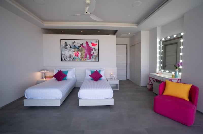 Villa Enjoy Twin Bedroom Area | Patong, Phuket