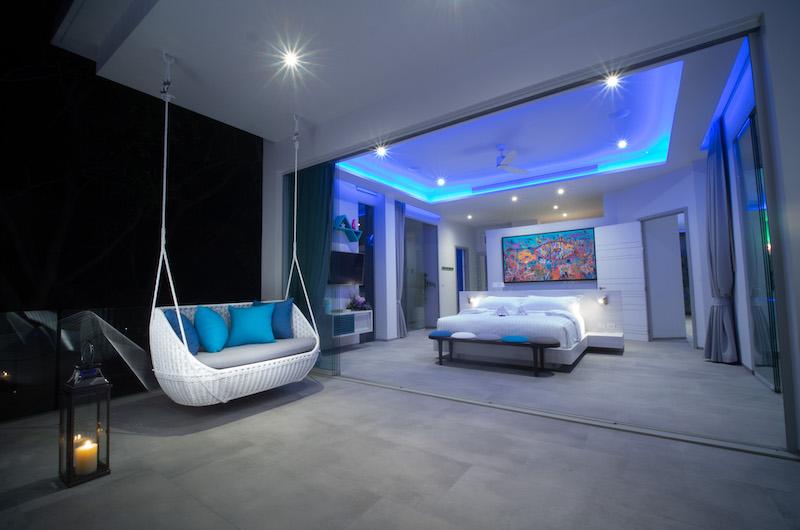 Villa Enjoy Teal Suite Bedroom Area | Patong, Phuket