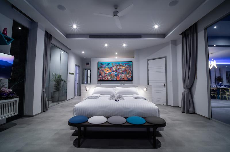 Villa Enjoy Teal Suite Bedroom | Patong, Phuket