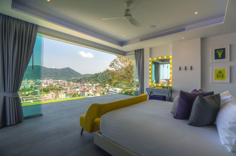 Villa Enjoy Yellow Suite Bedroom Side | Patong, Phuket