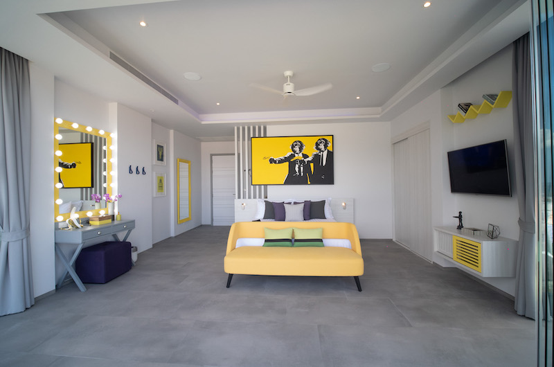 Villa Enjoy Yellow Suite | Patong, Phuket
