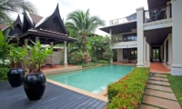 Villa Maan Tawan Pool Side | Layan, Phuket