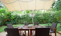 Villa Maan Tawan Outdoor Dining Area | Layan, Phuket