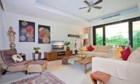 Villa Maan Tawan Living Room | Layan, Phuket