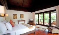 Villa Maan Tawan Bedroom and Balcony | Layan, Phuket