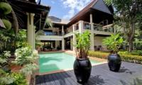 Villa Maan Tawan Pool Area | Layan, Phuket