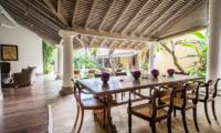 Rampart Street Dining Area | Galle, Sri Lanka