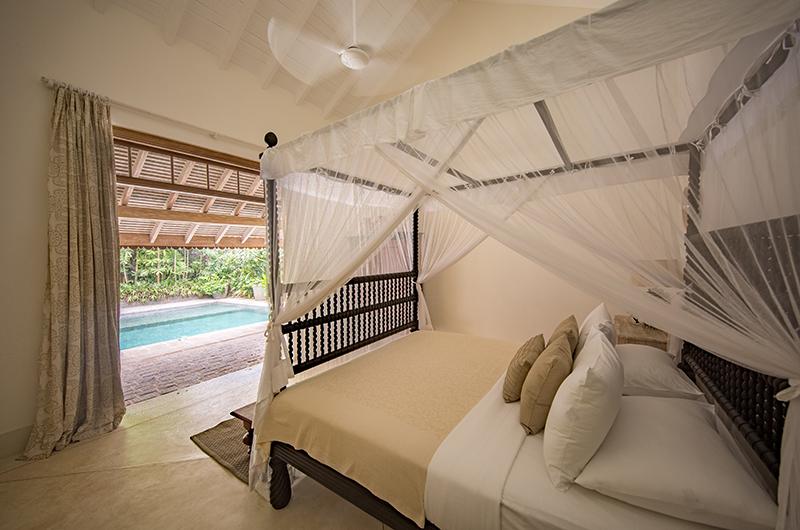 Rampart Street Bedroom with Pool View | Galle, Sri Lanka