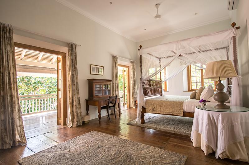 Rampart Street Bedroom with Balcony | Galle, Sri Lanka