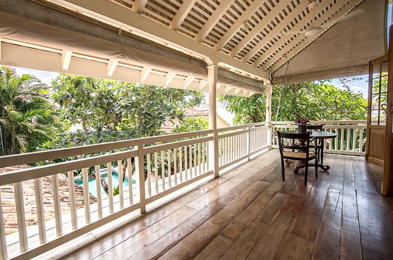 Rampart Street Balcony with Pool View | Galle, Sri Lanka