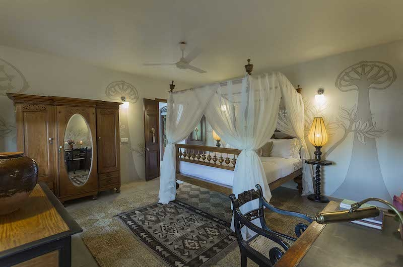 The Hermitage Kundalini Spacious Bedroom | Kandy, Sri Lanka