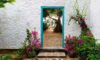 Villa 906 Entrance | Hikkaduwa, Sri Lanka