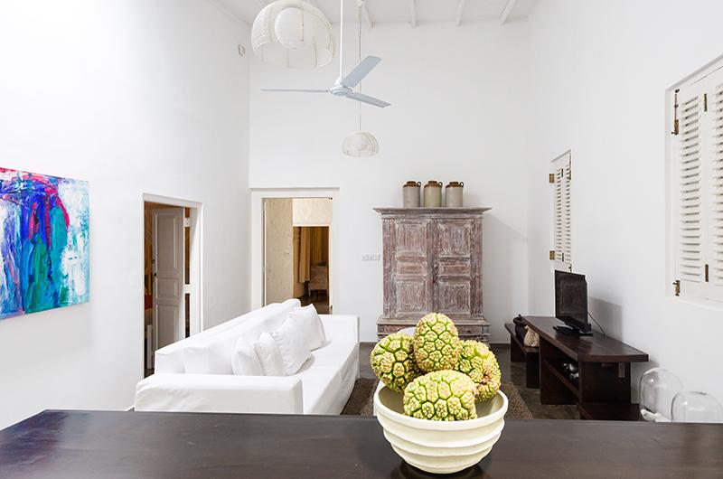 Villa 906 Living Area | Hikkaduwa, Sri Lanka
