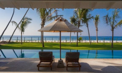 Villa Ahasa Sun Loungers and Swimming Pool with Sea View | Habaraduwa, Sri Lanka
