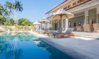 Villa Ahasa Pool Area | Habaraduwa, Sri Lanka