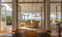 Villa Ahasa Living Room View | Habaraduwa, Sri Lanka