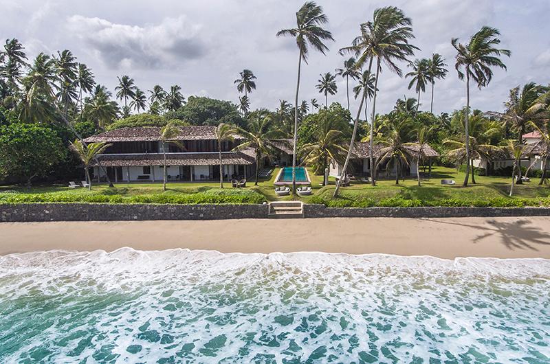 Villa Frangipani Tree Beach | Talpe, Sri Lanka