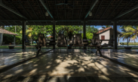 Villa Frangipani Tree Dining Area | Talpe, Sri Lanka