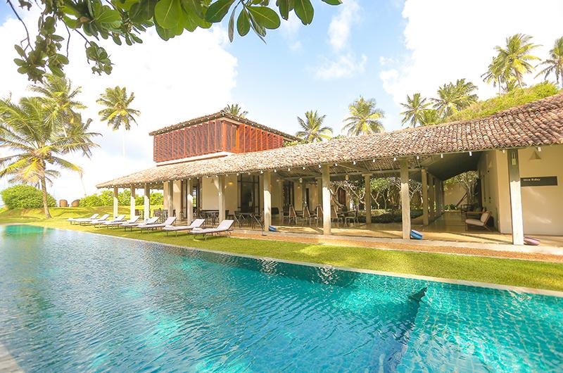 Villa Frangipani Tree Olive Ridley Two Pool | Talpe, Sri Lanka