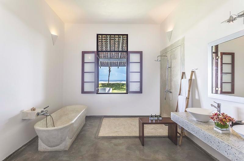Villa Frangipani Tree Olive Ridley Beach Bathtub | Talpe, Sri Lanka