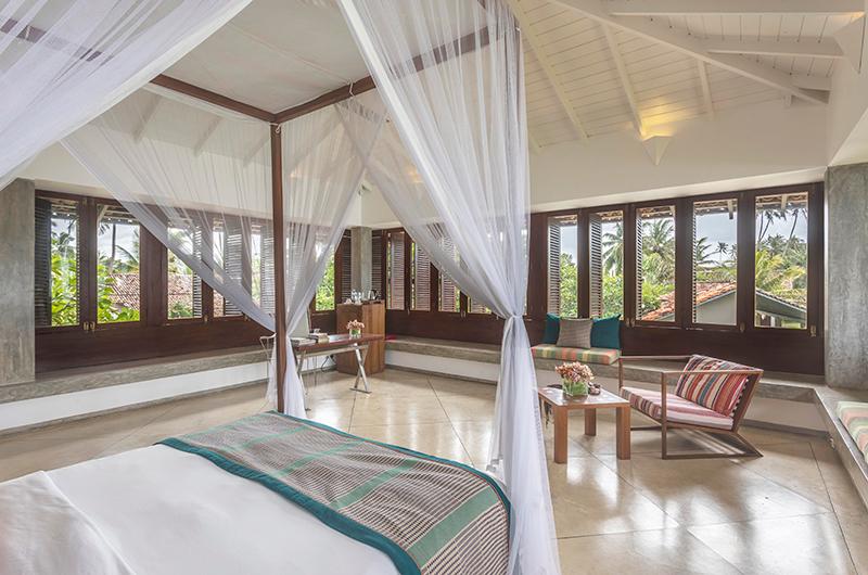 Villa Frangipani Tree Olive Ridley Upper One Bedroom | Talpe, Sri Lanka