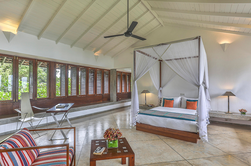 Villa Frangipani Tree Olive Ridley Upper Two Bedroom Side | Talpe, Sri Lanka