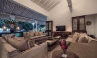 Villa Mawella Living Area | Tangalle, Sri Lanka