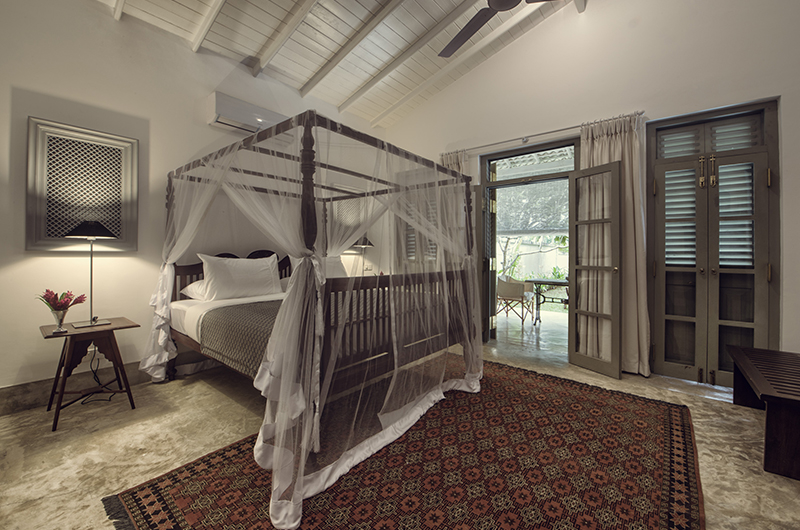 Villa Mawella Bedroom with Balcony | Tangalle, Sri Lanka