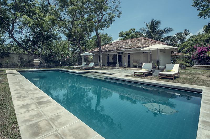 Villa Mawella Swimming Pool | Tangalle, Sri Lanka