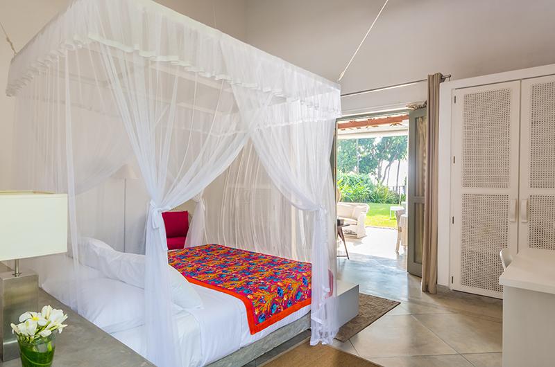 Villa Mawella Bedroom with Garden View | Tangalle, Sri Lanka
