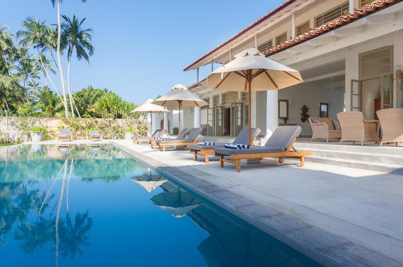 Villa Sulanga Sun Deck   Habaraduwa, Sri Lanka