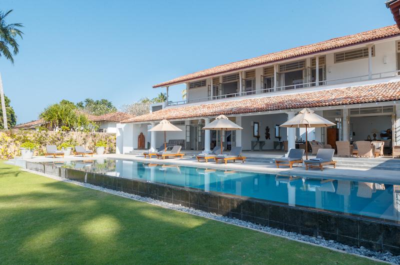 Villa Sulanga Swimming Pool   Habaraduwa, Sri Lanka