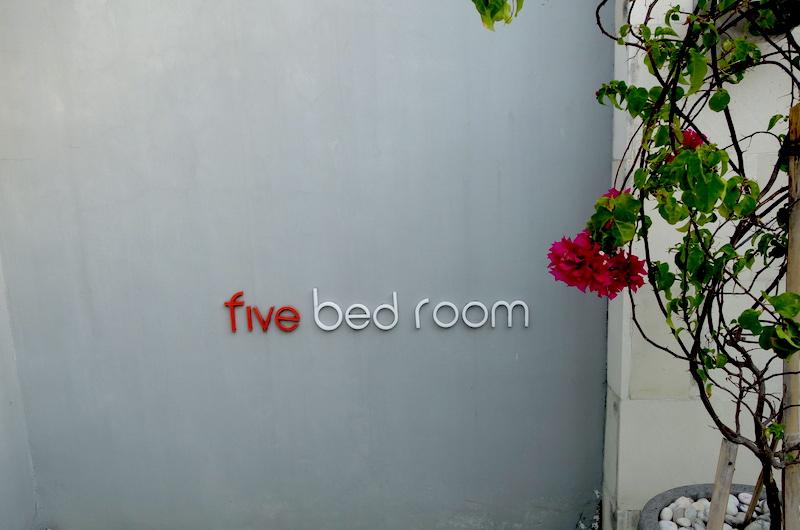 Bali Seminyak Bvilla Five Bedroom